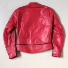Damen Vintage Red Racer Jacket6
