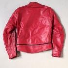 Damen Vintage Red Racer Jacket6
