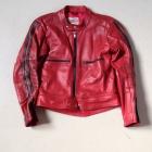 Damen Vintage Red Racer Jacket3