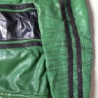 Furygan leather jacket front left
