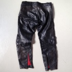 Furygan leather pants back