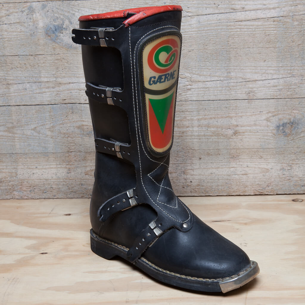 Rumble Speed Shop Gaerne Classic Motocross Boots