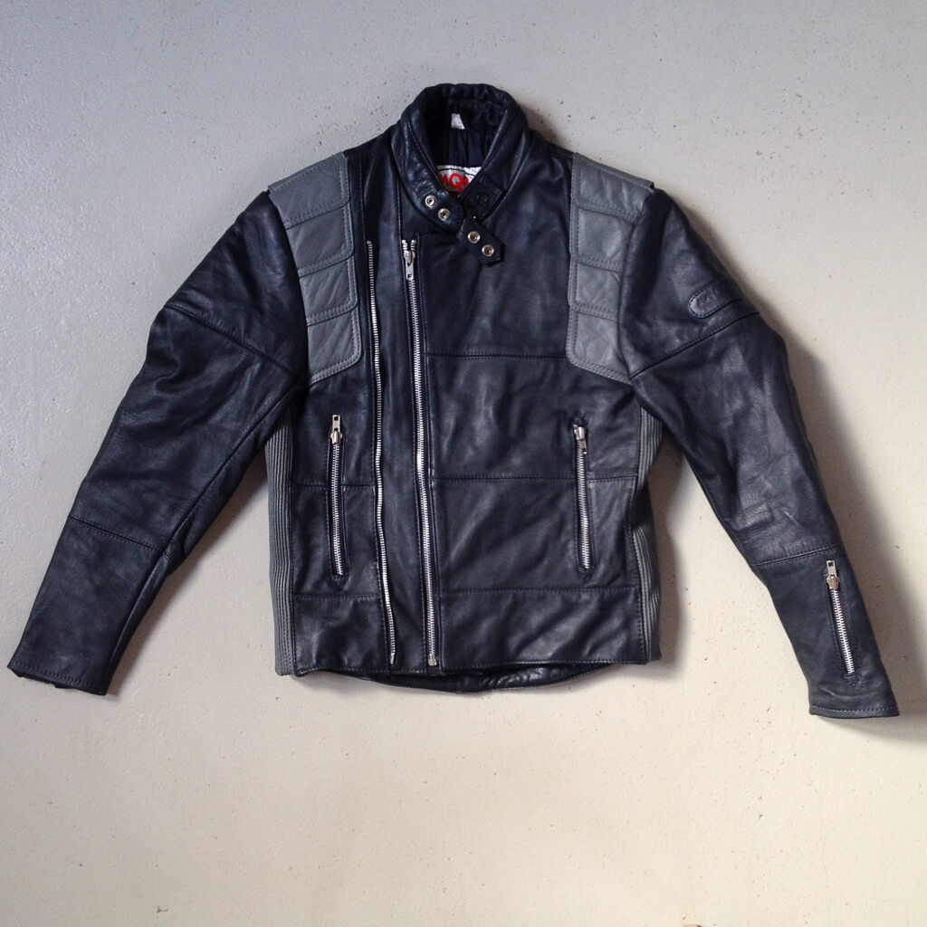 Vintage Mqp Motorcycle Jacket
