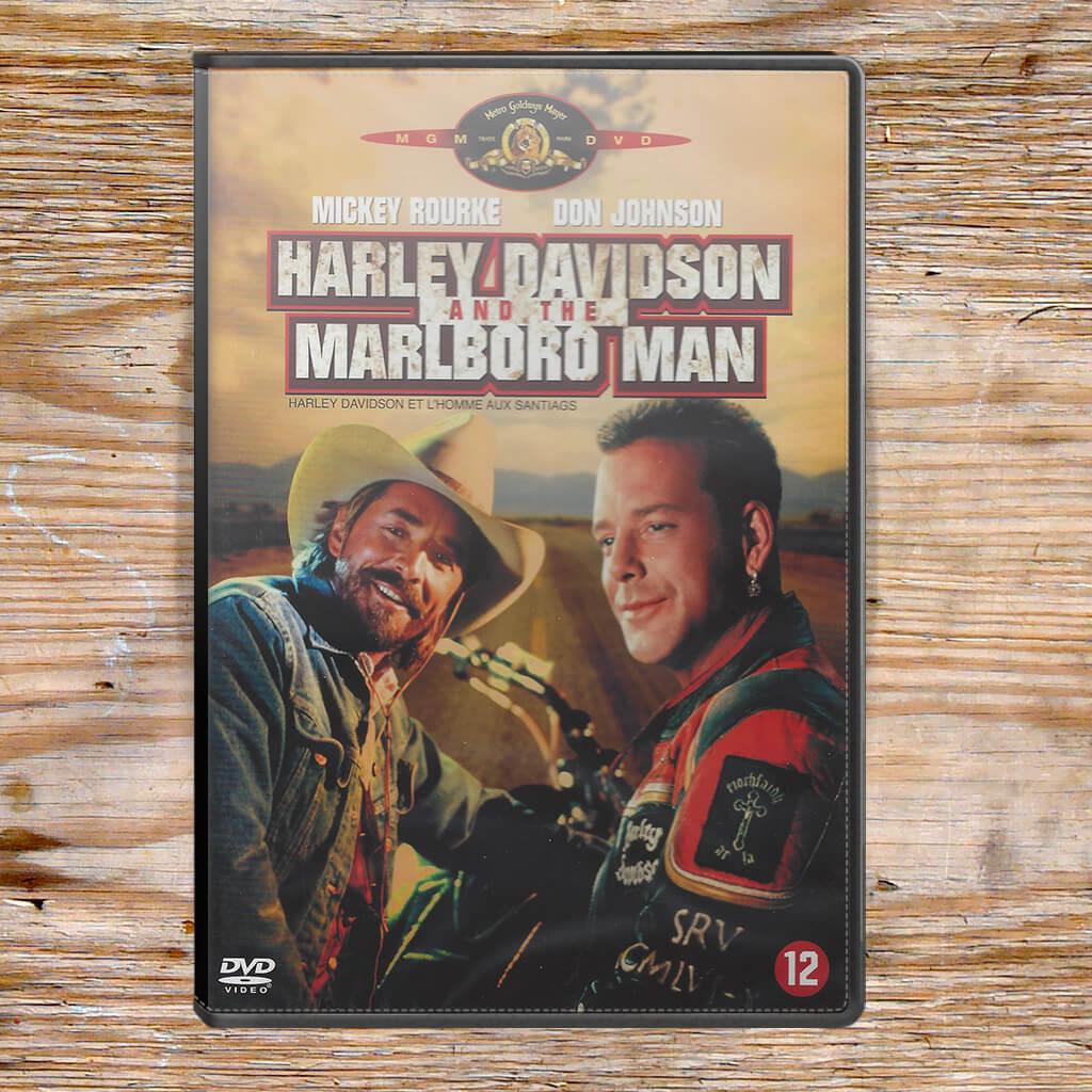 rumble speed shop | harley davidson and the marlboro man dvd