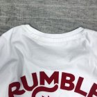 Rumble White Cat T-Shirt4